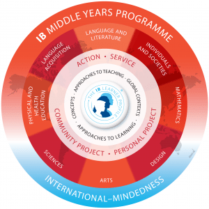 IB MYP model colour